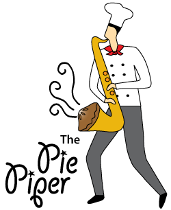 The Pie Piper concept logo