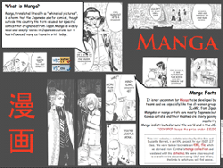 We love Manga, an XML demo site
